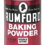 Single or Double Acting Baking Powder? Tip of the Day