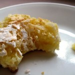 Fresh Lemon Coconut Bars