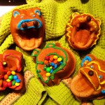 Nordic Ware Hungry Animal Cakelets
