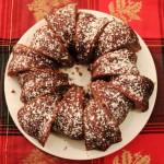 Eggnog Spice Bundt Cake