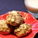 Cardamom Almond Shortbread Cookies