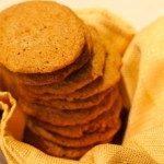 Lemon Gingersnaps