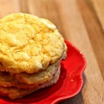 White Chocolate Orange Creamsicle Cookies