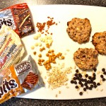 Oatmeal Chocolate Chip Medley Skor Cookies
